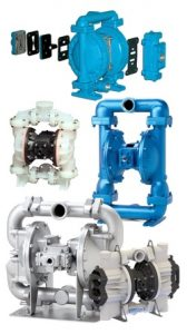 sandpiper air pump